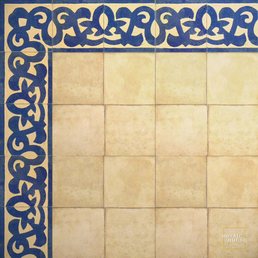 Odette 15 Chiseled Tile