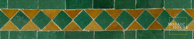 Dfira DRH 10-8 - moroccan mosaic tile