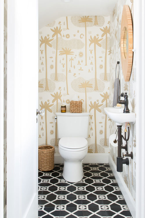 Regan Baker Design moroccan mosaic tile